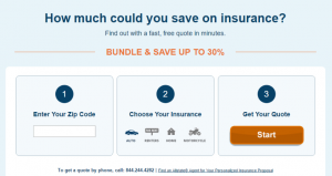 insurance saving website